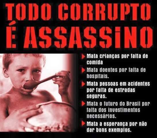 Resultado de imagem para foto os corruptos